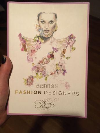 Livro British Fashion Designers