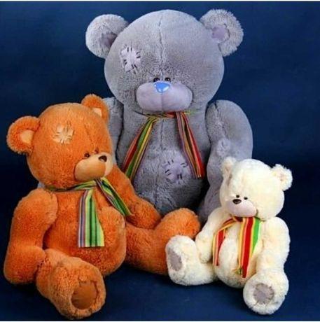 Мягкий медведь.Плюшевый мишка Тедди