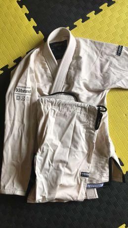Gi Kimono BJJ Hooks V3 93Brand Nowe A2 + pas