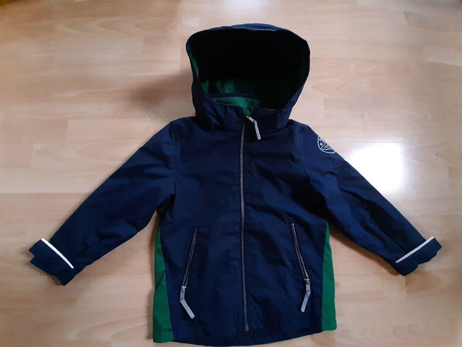 H&M kurtka 3w1 dla chłopca 6-7l Puck - image 1