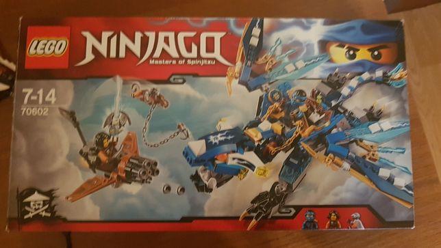 Набор lego ninjago Дракон Джея 70602