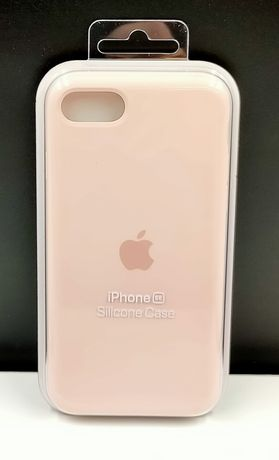 Oryginalnie iPhone SE Silicone Case. Lombard Łódź.
