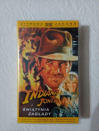 Indiana Jones-kaseta vhs