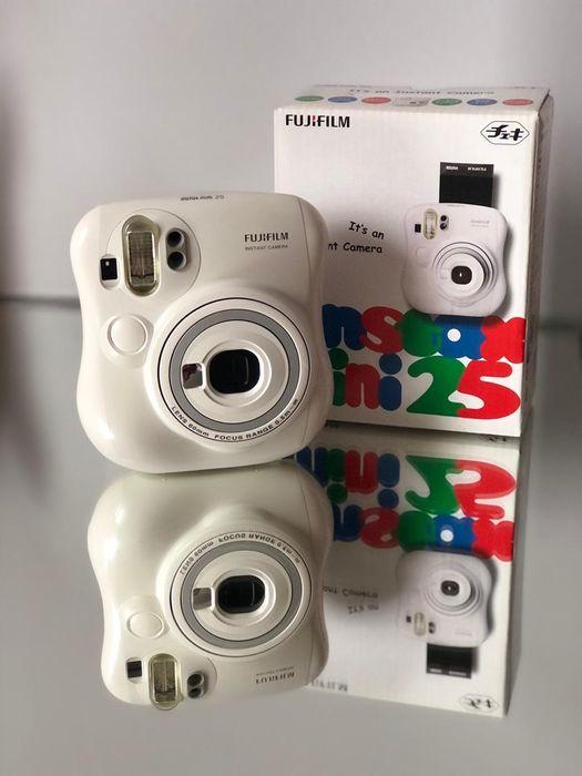 Aparat cyfrowy Fujifilm Instax mini 25 Biały Wrocław - image 1