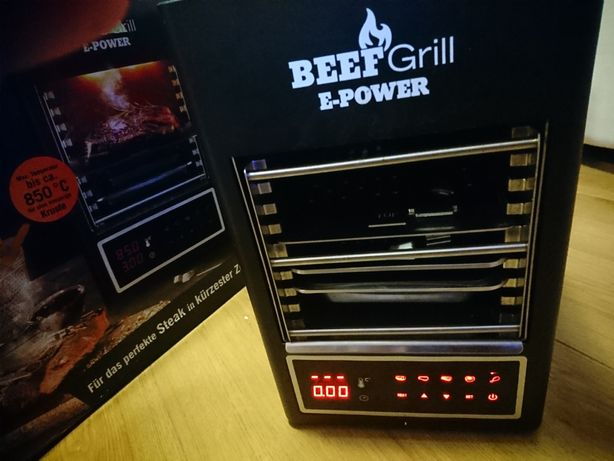 Grill indoorowy Steakreator Gastronomia Profesjonalny
