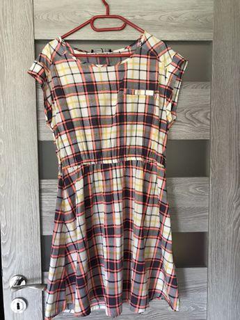 Nowa sukienka w kratkę Atmosphere