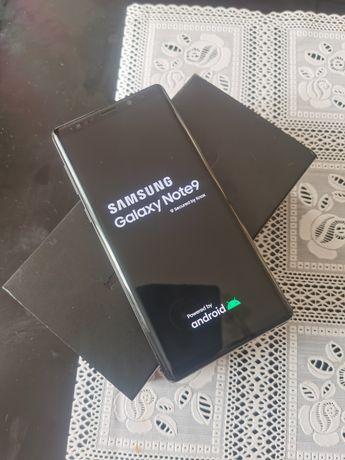 Samsung Note 9 black w bardzo dobrym stanie
