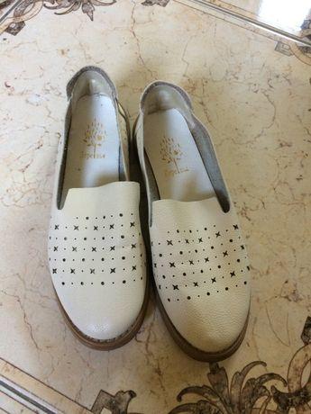 Новые женские туфли. экокожа. размер 37,5