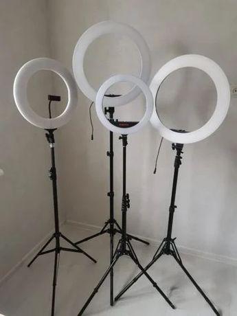 Кольцевая LED Лампа.26,30,33,36см.+Штатив 2.1м.Успей купить.Хит лета.