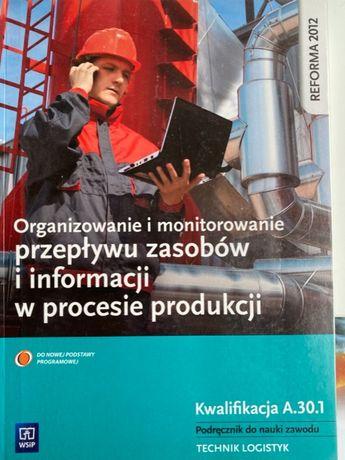 Organizow. i monitor. przepływu zasobów i informacji w procesie produk