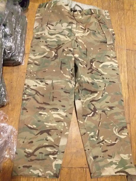 Spodnie wojskowe goretex mtp multicam