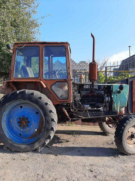 Продам трактор, ЮМЗ с двигателем СМД Чернянка - изображение 1
