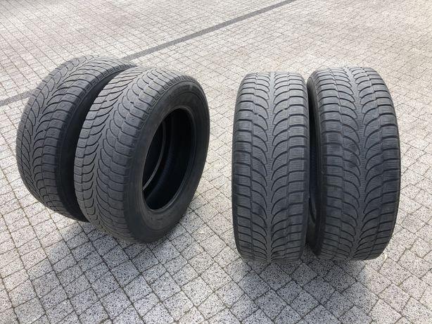 Opony zimowe Bridgestone Blizzak LM 80 evo 235/65/17