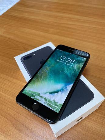 iPhone 7+ 128 Matte Black + Lunatik Taktik