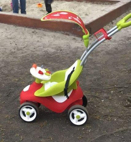 Машинка-каталка, візок Smoby для дитини від 6 міс. до 3-4р.