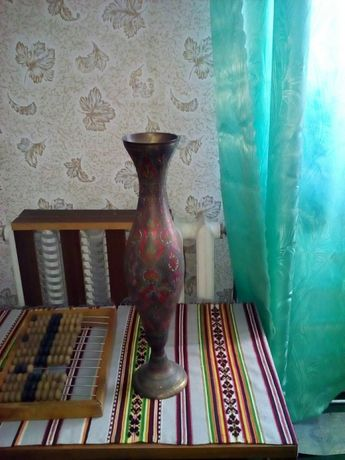 продаю індійську вазу