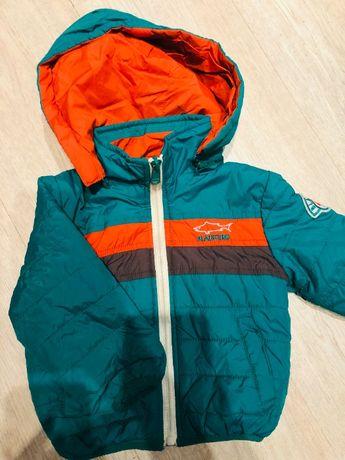 весняна куртка Zara Reserwed