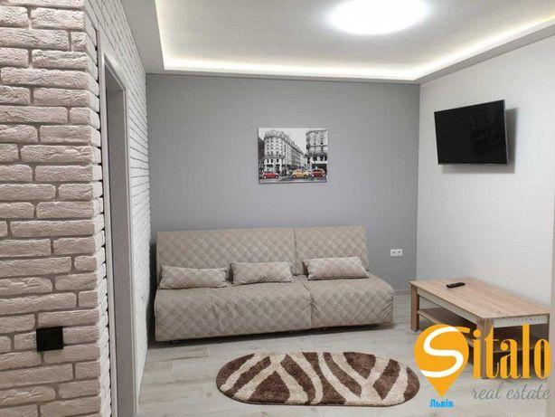 1 кімнатна квартира, новобудова з ремонтом, Балабана, центр