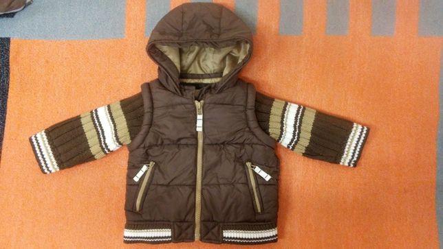 Куртка детская NEXT 9-12 мес.