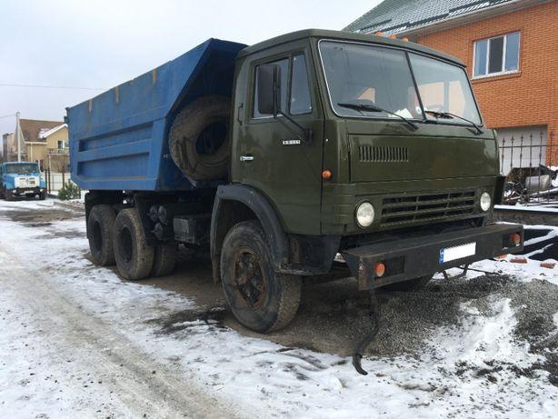 КАМАЗ 55111 Самосвал 10 тонн