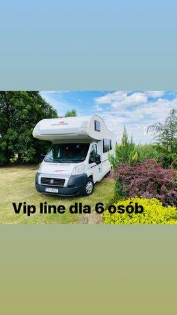Vip line - kampery - Bydgoszcz - lato + zima