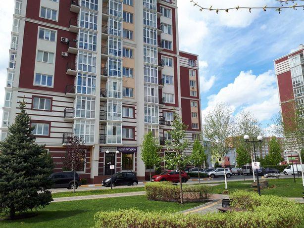 Без комиссии! Продам 2 к.57.3 м2 в центре Гостомеля, ЖК Покровский.