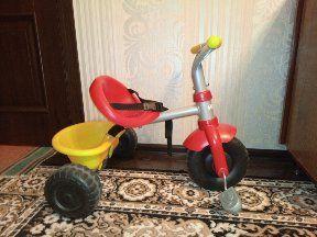 Детский лёгкий велосипед на 2-4 года