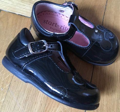 START-RITE R.20 j.nowe-skórzane półbuty,balerinki,pantofle, jak Clarks
