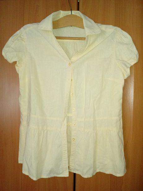Bluzeczka z baskinką roz.42