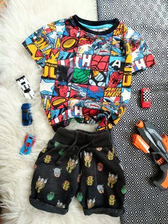 Набор футболка и шорты