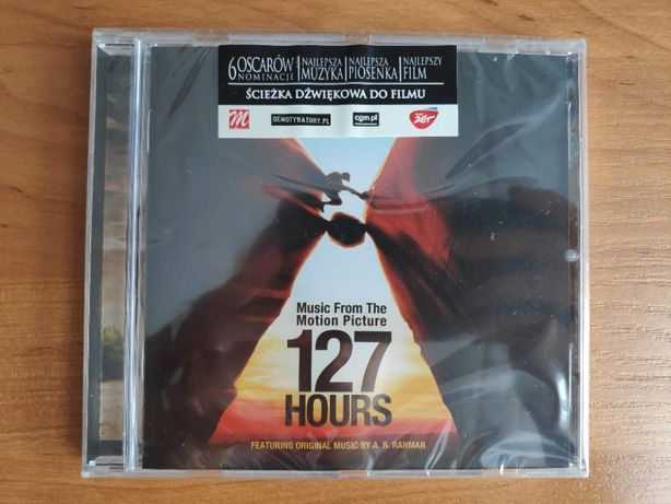 127 Hours (Music from the Motion Picture) 127 Godzin - nowa