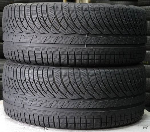 Шины зима б.у. 245/40 R18 Michelin Pilot Alpin PA4 склад