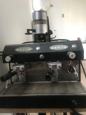 Срочно Італійська кофеварка машина  Gem цена за все