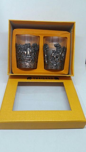 Стопки рюмки из Тайланда подарочный набор