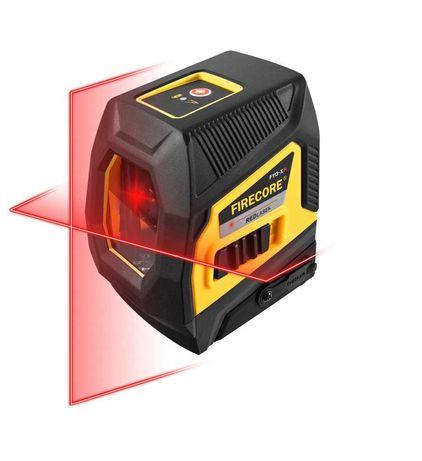 NEW->30м•Лазерный уровень Firecore F113-XR• Li-ion АККУМУЛЯТОР•НАКЛОН•
