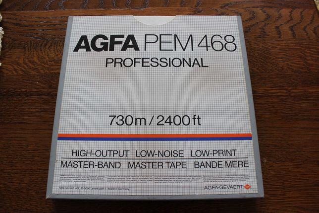 AGFA PEM468 PROFESSIONAL 730m /  Pink Floyd - The Wall