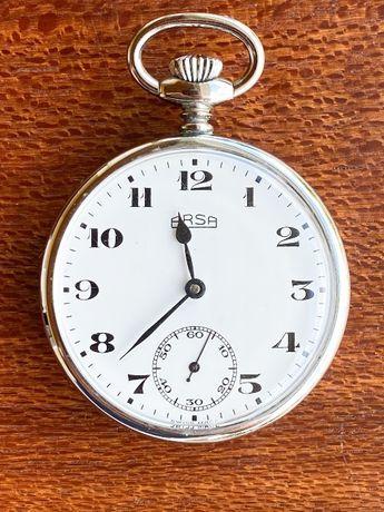 Relógio de Bolso Arsa corda manual