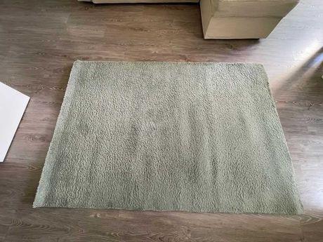 Carpete IKEA Verde Seco - 133x195cm