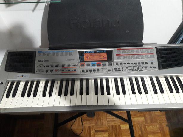 Teclado Roland Alpha-07