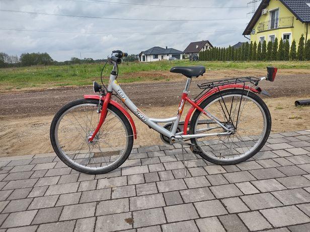 Rower koła 24 cale
