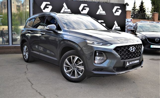 Hyundai Santa FE AWD 2018