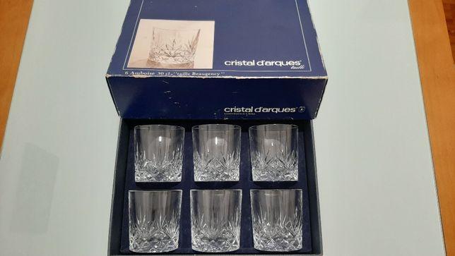 Copos de Whisky Cristal d'Arques - Old Fashioned