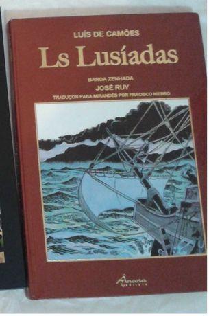 Os Lusíadas - Luís de Camões em Dialecto  Mirandês