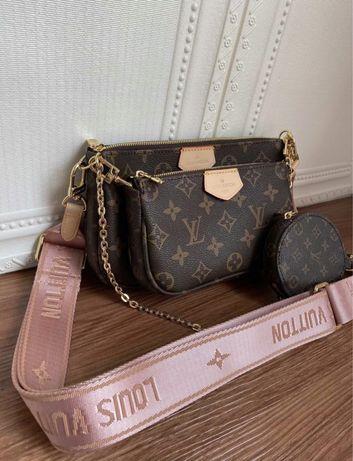 Mala Multi pochette Louis Vuitton