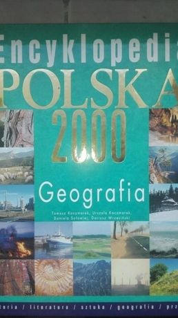 """""""Encyklopedia. Polska 2000. Geografia.""""-sprzedam"""
