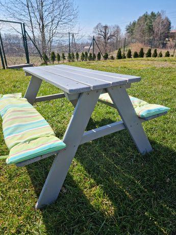 Stolik ogrodowy dla dzieci