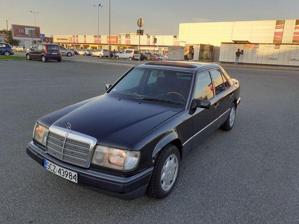 Mercedes 300D 124 Zadbany