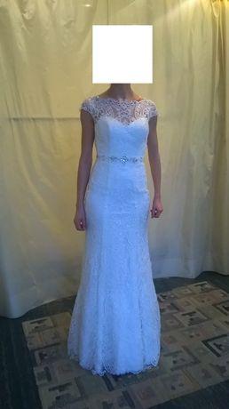 suknia ślubna Nabla Kori koronkowa 36-38