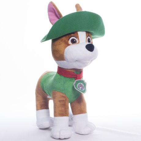 Мягкая игрушка щенячий патруль Эверест, Трекер , Робопес,Скай