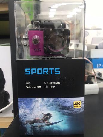 Kamera wifi go pro wodoodporna 4k obraz